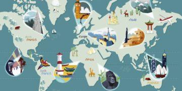 Ülkelerin turizm sloganları