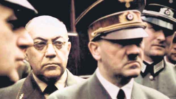 Hitler ve doktoru Theodor Morell