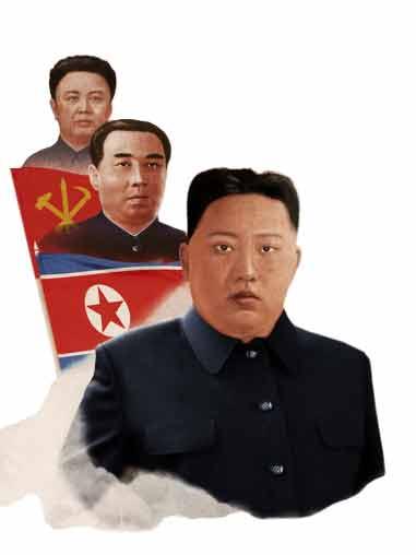 Kuzey kore Kim hanedanlığı