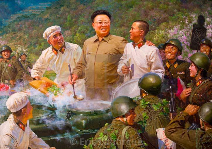 Kim yong il kuzey kore