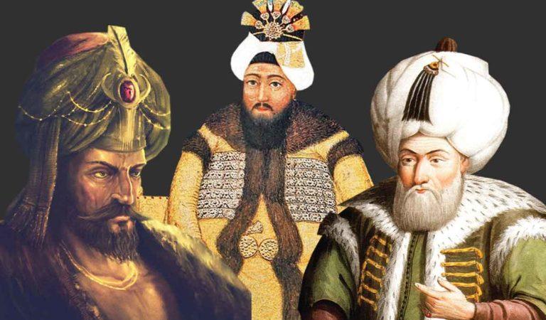 Osmanlı Padişahlarının 10 İlginç Özelliği