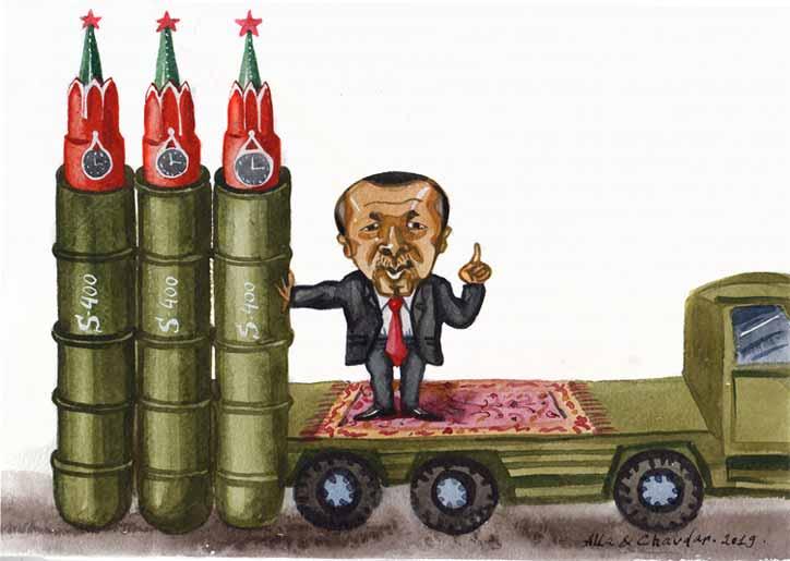 S-400 erdoğan rusya