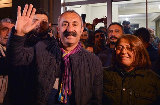 Fatih Mehmet Maçoğlu belediye ikramiye