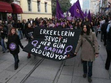 Türkiye'de kadın cinayetleri