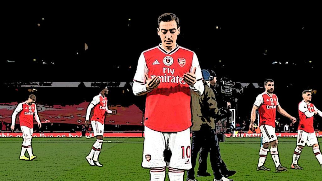 Mesut Özil Pes 2020