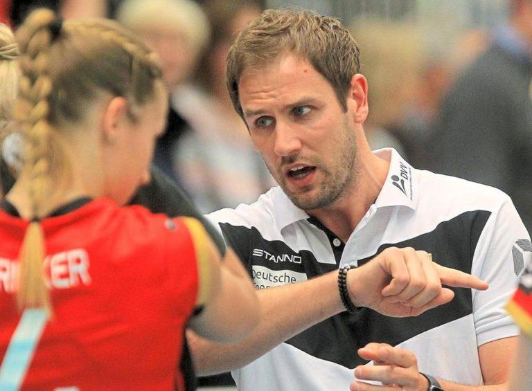 Almanya Antrenörü Felix KOSLOWSKI