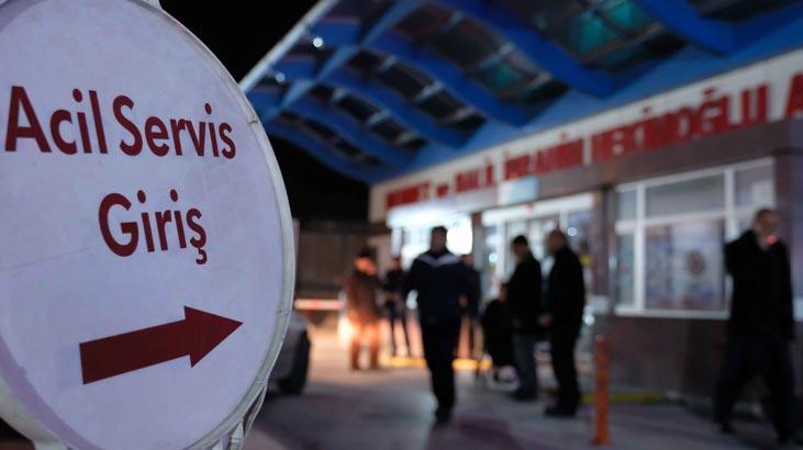 Konya'da Çinli kadın turist Coronavirüs şüphesiyle karantina altına alındı