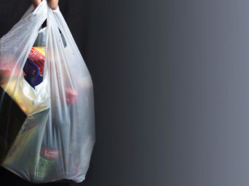 Plastik naylon poşet