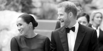 Prens harry ve eşi meghan markle