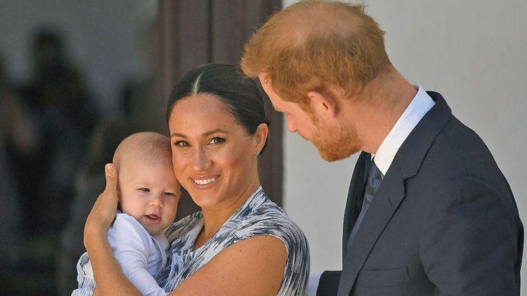 Prens harry meghan markle bebekleri