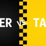 Uber taksi