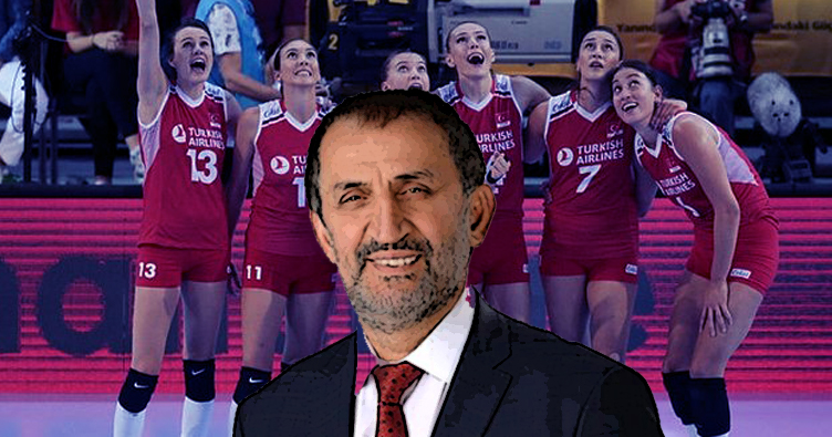 Voleybol Takımımıza 'Teşhirci' Diyen Belediye Başkanı İhraç Edildi