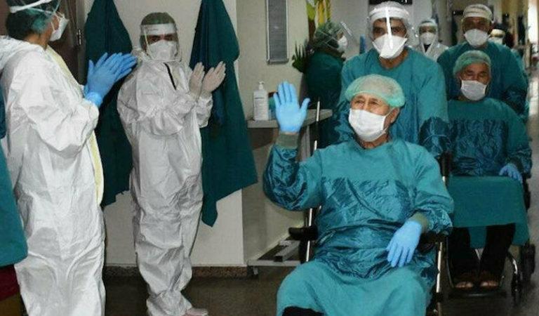 Covid-19 iyileşen hastaların ömürlerinden 10 yıl götürüyor