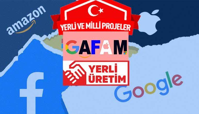 """Yerli  Google ve Apple mı geliyor?  """"Dünya GAFAM'dan büyüktür"""""""