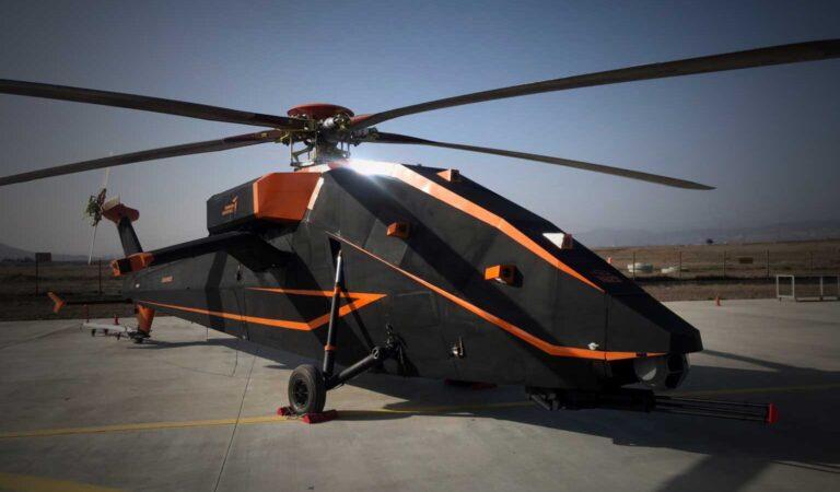İlk insansız ve elektrikli helikopterimiz:  TUSAŞ T-629