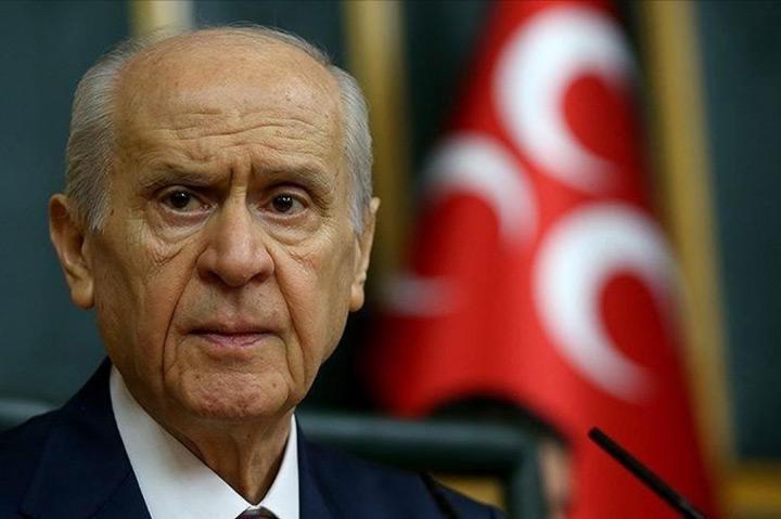 HDP'ye kapatma davası bahçeli