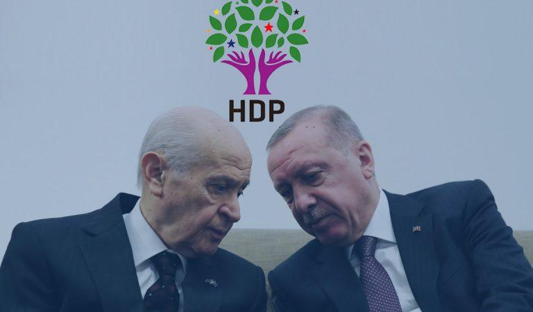 HDP'ye kapatma davası açıldı! HDP Kapatılırsa ne olacak?