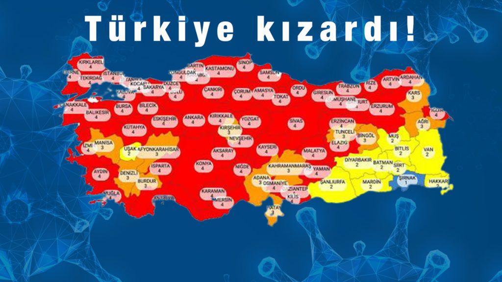 yeni yasaklar türkiye korona