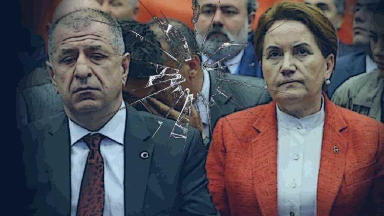 """Ümit Özdağ neden istifa etti? """"İYİ  Parti CHP'nin uydusu haline gelmiştir"""""""